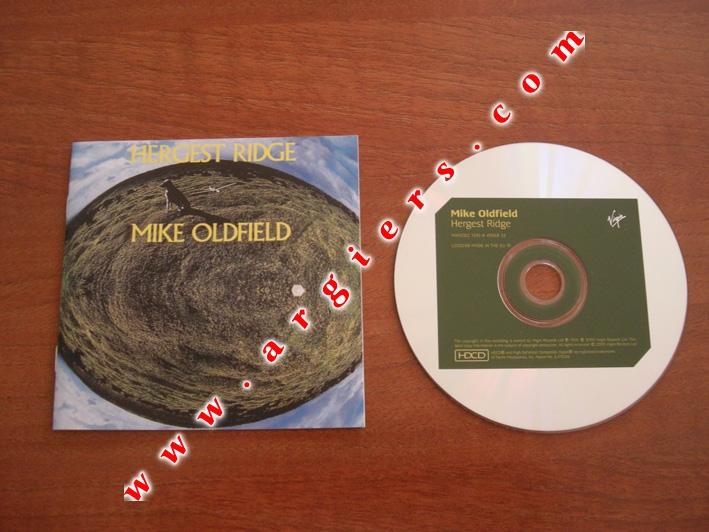 mike oldfield cd