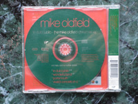 1993 In Dulci Jubilo - The Mike Oldfield Christmas EP 724389221121 England.
