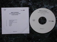 2006 The Platinum Collection Album Sampler MIKECDX17 PROMO England.