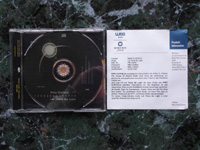 1995 Let There Be Light SAM1639 PROMO + SHEET Germany.