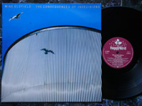 1981 Mike Oldfield The Consequences of Indecisions 90133 Holland (different label).