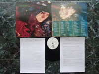 1989 Earth Moving VG50461 PROMO + INFO SHEET.