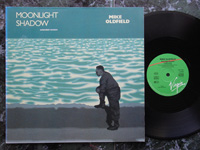 1983 Moonlight Shadow (Extended Version) / Rite of Man 600928 (different label).
