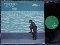 1983 Moonlight Shadow (Extended Version) / Rite of Man 80021.