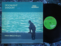 1983 Moonlight Shadow (Extended Version) / Rite of Man F-600834.