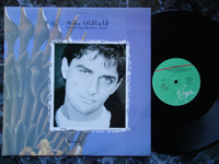 1987 Islands (Extended Version) / When the Night's on Fire / The Wind Chimes (Part 1) VINX188 PROMO.