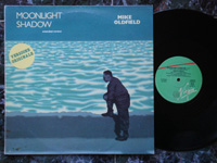 1983 Moonlight Shadow (Extended Version) / Rite of Man VINX20.