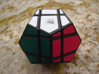Skewb Ultimate Dodecahedron Cube.