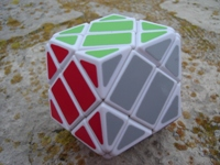 4x4 Rhombic Dodecahedron.