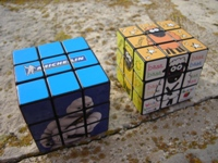 3x3x3 Picture Cube.