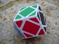 3x3 Rhombic Dodecahedron.