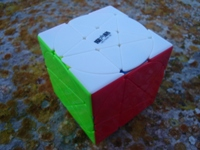 Pentacle Cube.