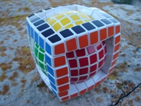 Ball in a Cube.