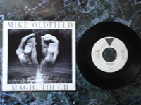 1988 Magic Touch / Magic Touch 7-99402 PROMO (SP label).