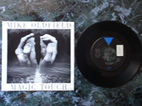 1988 Magic Touch / The Wind Chimes (Part 2) 7-99402 (SP label).