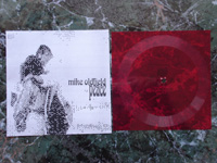 2002 Peace / - 7264 RED FLEXI DISC BOOTLEG.