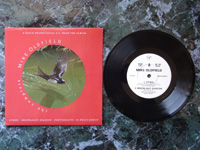 1985 The Complete EP: Etude / Moonlight Shadow / Portsmouth / In Dulci Jubilo SWALLOW1 PROMO.