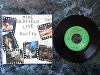 1979 Guilty (Live) / Extract from Tubular Bells (Live) VV-45022-ES PROMO.