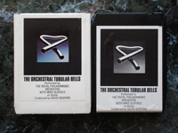 Eight Track Cartridges: The Orchestral Tubular Bells.