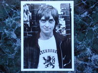 Mike Oldfield Photo (by London Featurers International Ltd.).
