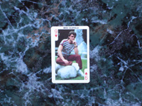 Mike Oldfield Card (poker).