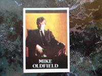 Mike Oldfield Card (super musical).