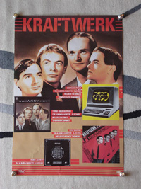 argiers (yes! mike oldfield!)Kraftwerk Discography